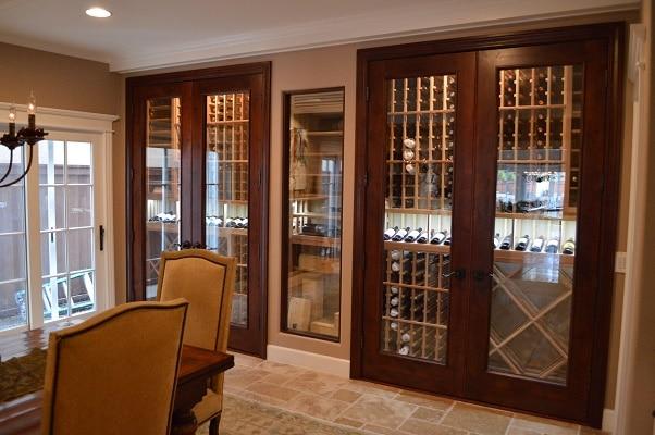 Barolo Style Wine Cellar Doors