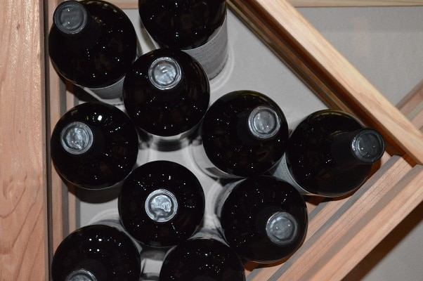 Diamond Bin Wine Storage
