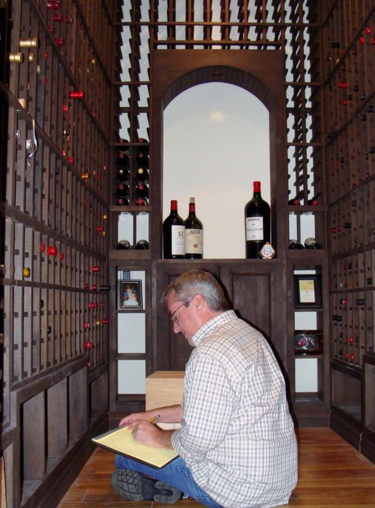 Custom Wine Cellar Design – Impressive Wine Cellar Build on a Budget