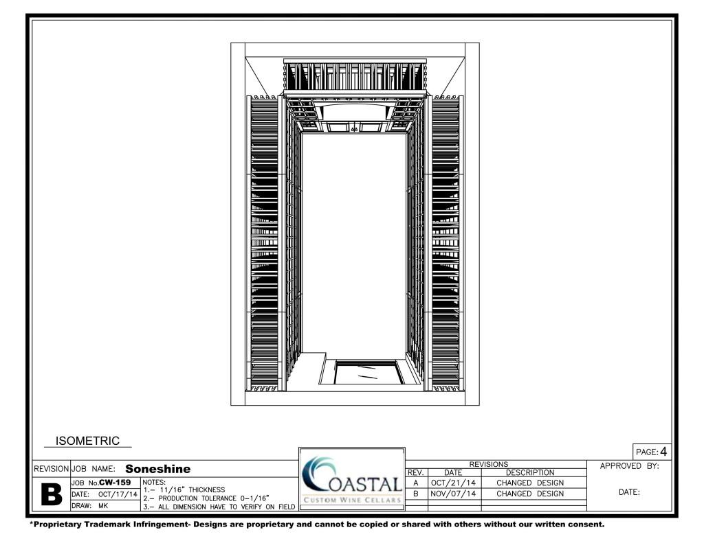 Custom Wine Cellar Design – Key Features