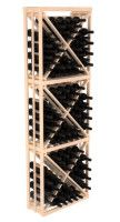 6.5 Ft Diamond Bin Wine Rack Kit