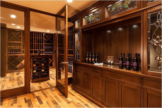 Click on this image to get a free 3D wine cellar design.