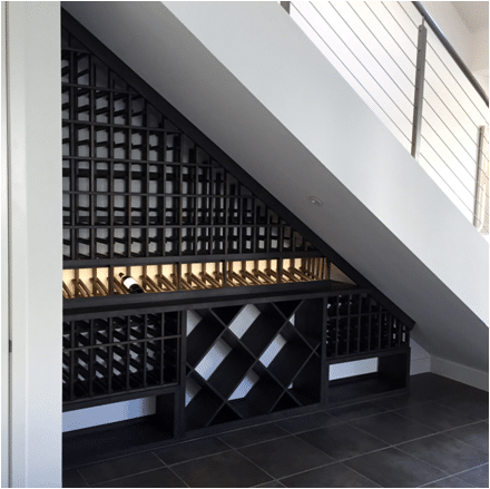 Click here to get a FREE 3D wine cellar design
