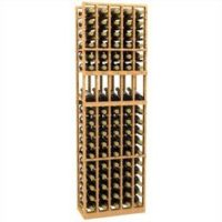 5-Column-Display-Wood-Wine-Rack