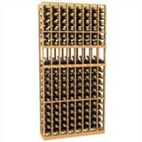 6'-Eight-Column-Display-Wood-Wine-Rack
