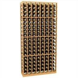 6′-Eight-Column-Wood-Wine-Rack