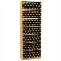 6'-Solid-Rectangular-Bin-Wood-Wine-Rack