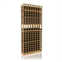 7-Ft-Eight-Column-Display-Wood-Wine-Rack