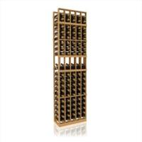 7-Ft-Five-Column-Display-Wood-Wine-Rack
