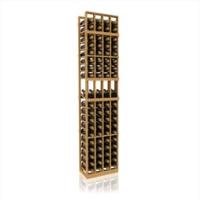 7-Ft-Four-Column-Display-Wood-Wine-Rack