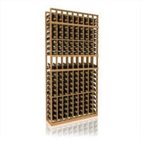7-Ft-Nine-Column-Display-Wood-Wine-Rack