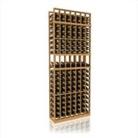 7-Ft-Seven-Column-Display-Wood-Wine-Rack