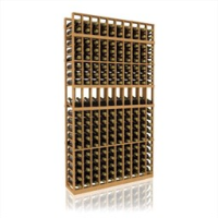7-Ft-Ten-Column-Display-Wood-Wine-Rack
