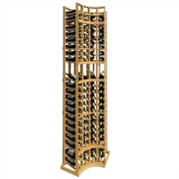 8-Ft-Curved-Corner-Display-Wood-Wine-Rack