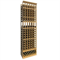8-Ft-Six-Column-Display-Wood-Wine-Rack