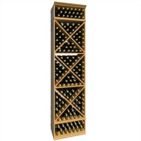 8-Ft-Solid-X-Cube-Wine-Rack