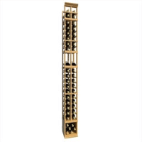 8-Ft-Two-Column-Display-Wood-Wine-Rack