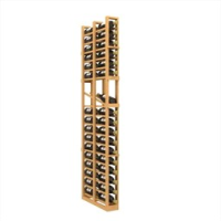 Double-Deep-1-Column-Wine-Rack-Display