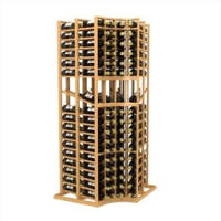Double-Deep-Curved-Corner-Display-Wine-Rack