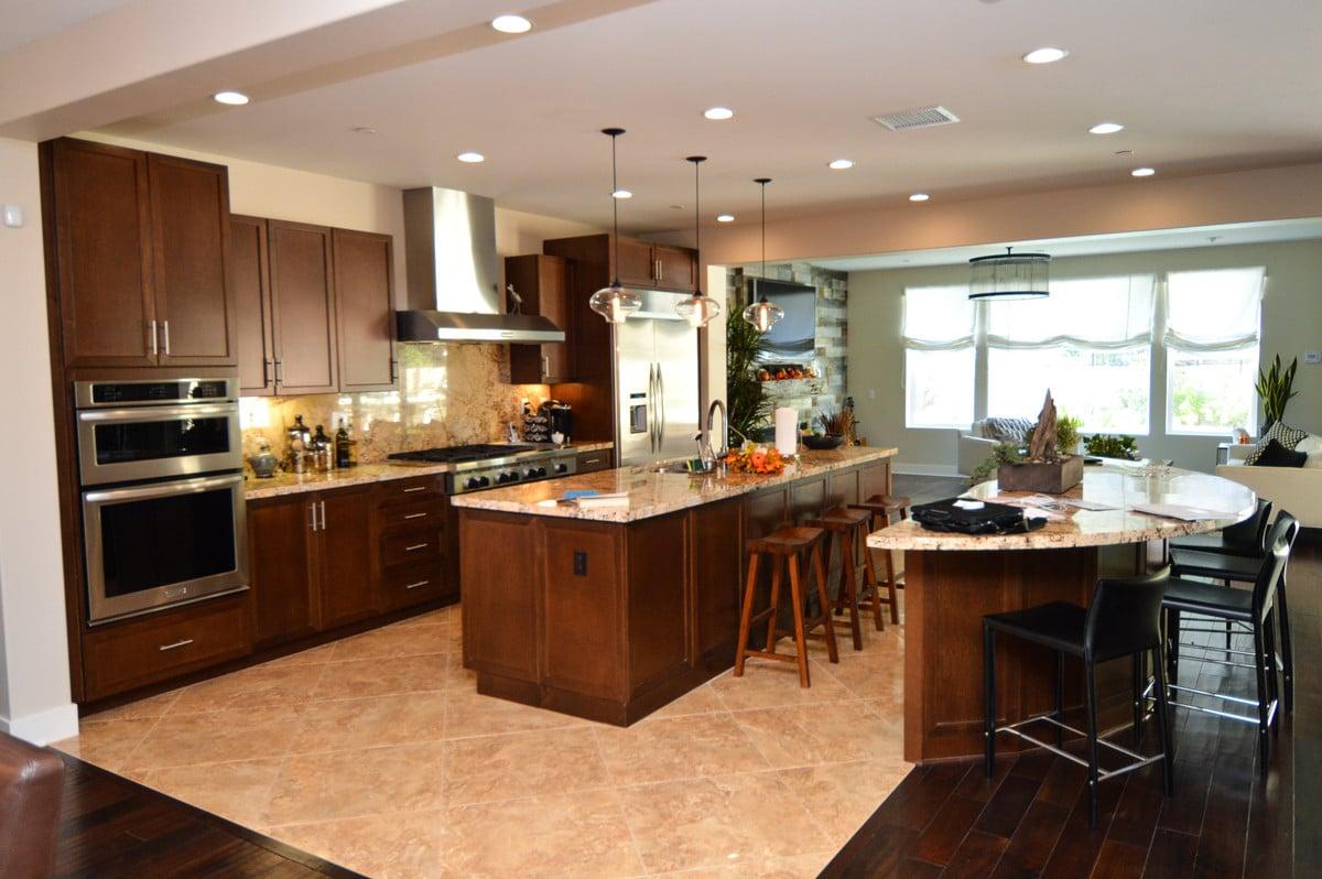 wine cellar kitchen cabinet design